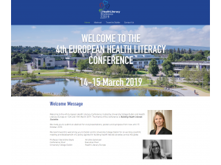 4th EUROPEAN HEALTH LITERACY CONFERENCE
