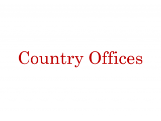Country offices