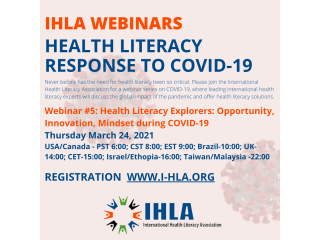 Health Literacy Response to COVID-19